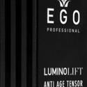 Diseño de packaging para el LUMINO LIFT de Ego en Pamplona